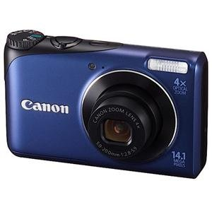 Adorama - Canon PowerShot A2200 Digital Camera - Refurbished