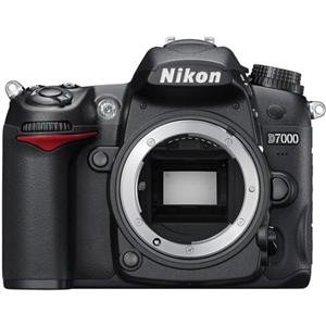 Adorama - Nikon D7000 Digital SLR Camera Body - Refurbished