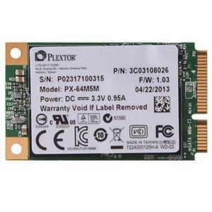 Adorama - Plextor M5M Series 64GB mSATA 6 Gbps Internal Solid State Drive