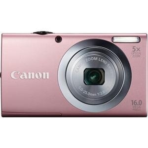 Adorama - Canon PowerShot A2400 IS Digital Camera