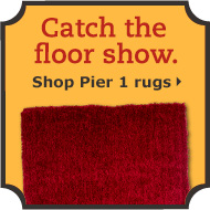 Shop Pier 1 rugs