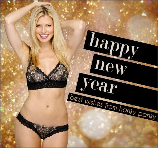 Happy New Year from Hanky Panky