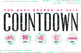 Countdown Brands #20 - #16