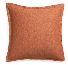 Linden Orange 23in Pillow