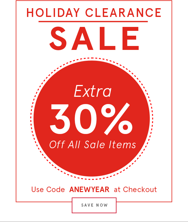 Extra 30% Off