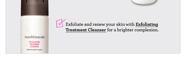Exfoliating Treatment Cleanser