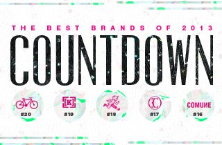 Countdown Brands #20 - #16
