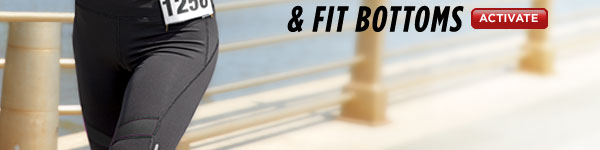 Extra 20% Off Fit Bottoms