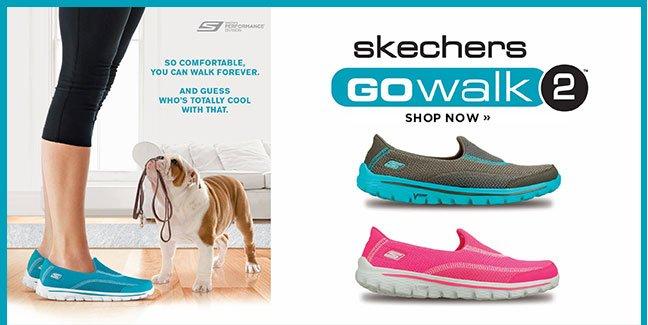 Shop Skechers GoWalk 2