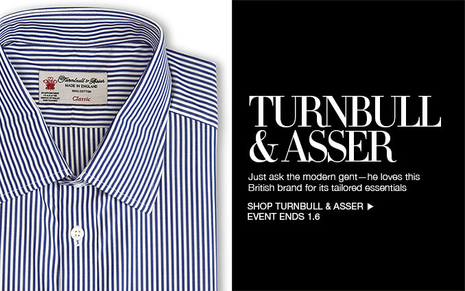 Shop Turnbull & Asser for Men