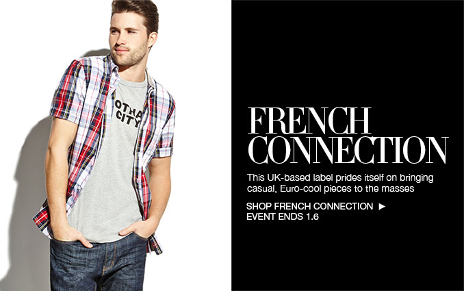 Shop French Connection for Men