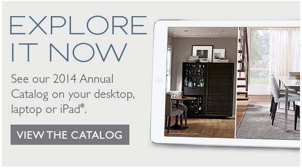 See our 2014 Annual Catalog on your desktop, laptop or iPad