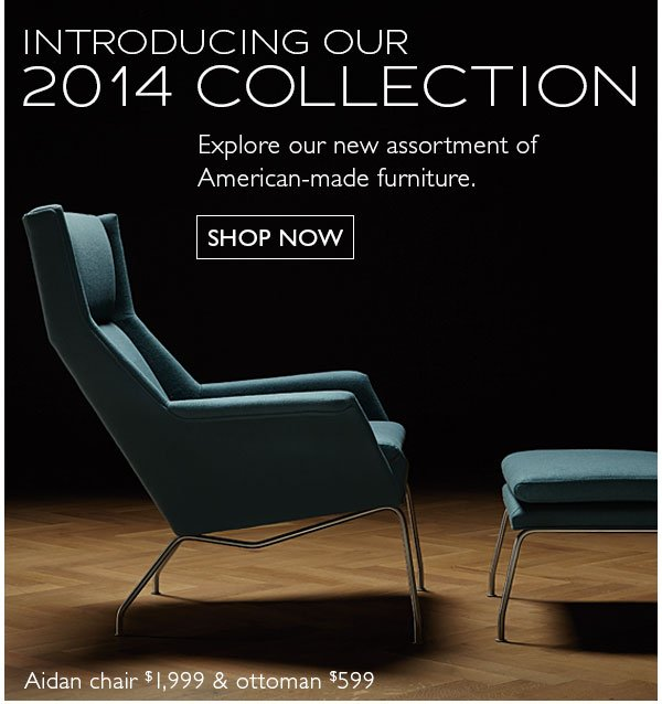 Introducing our 2014 Collection