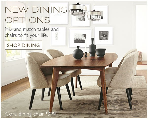 New Dining options