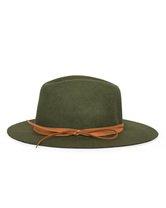 Garnet Floppy Hat
