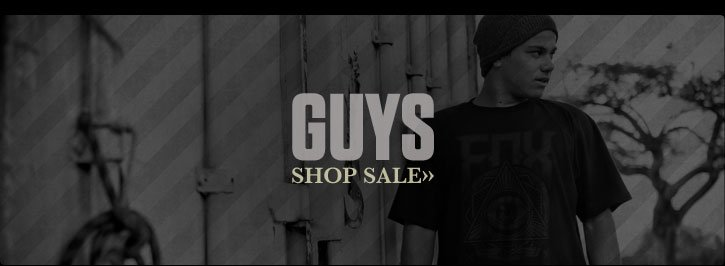Guys | Shop Sale