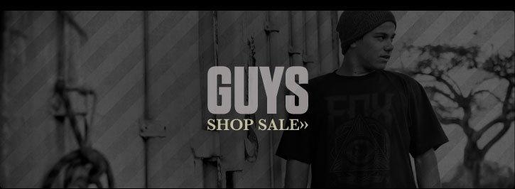 Guys   Shop Sale