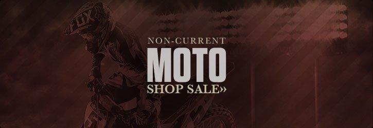 Non-Current Moto   Shop Sale