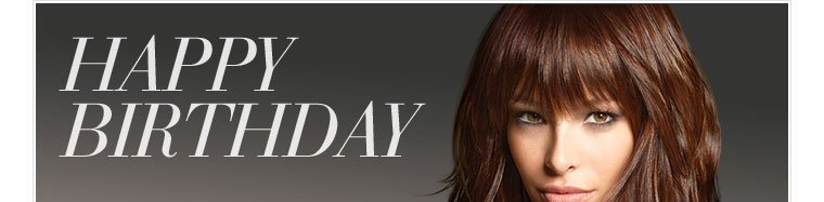 Here is a coupon from John Frieda® Hair Care Experts for your birthday. Display images to learn more.