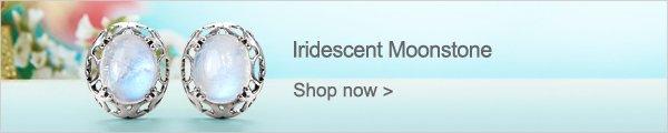 Iridescent Moonstone