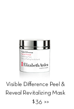 Visible Difference Peel & Reveal Revitalizing Mask $36.