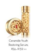Ceramide Youth Restoring Serum, $56-159.