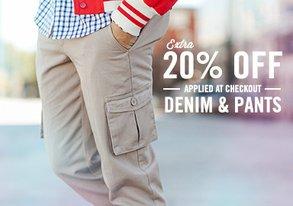Shop Your New Favorite Jeans & Pants