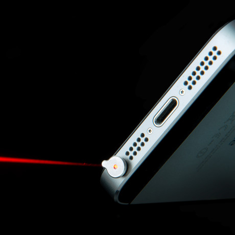 iPin iPhone-powered Laser Presenter