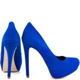 Vyperr - Blue Nubuck