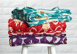 Winter Layers: Quilts