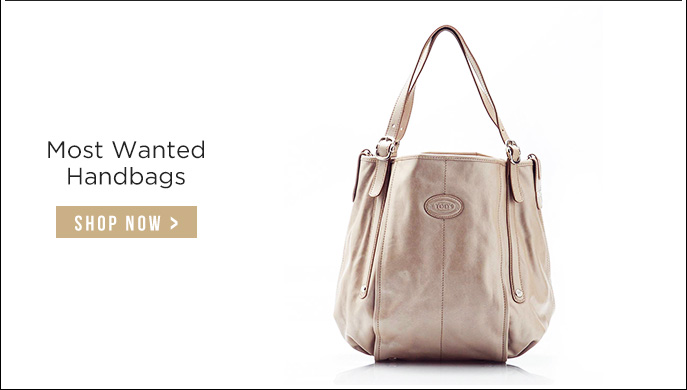 Most Wanted Handbags. Shop Now