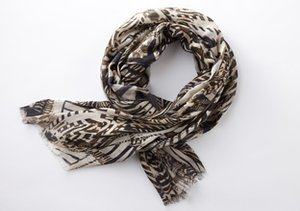 Scarves featuring Movement by Juma