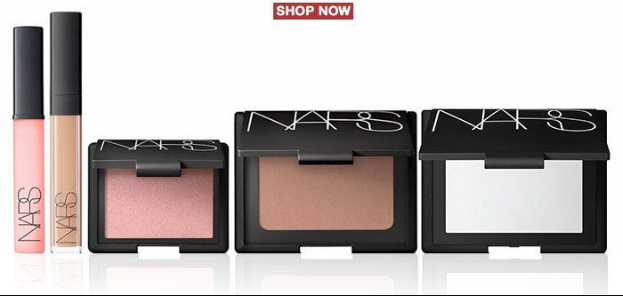 Experience the must-have icons of NARS - the requisite wonders that put on a great face time and again.