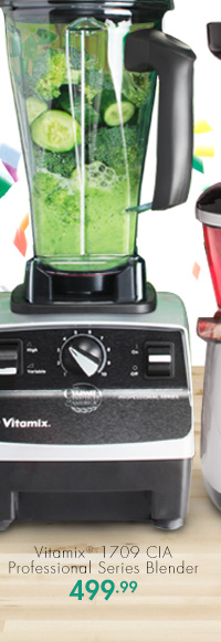 Vitamix® 1709 CIA Professional Series Blender 499.99