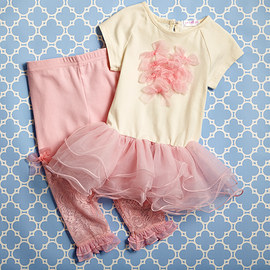 Oh-So Pretty: Girls' Apparel