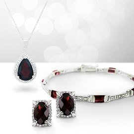 January Garnets: Birthstones
