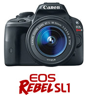 EOS Rebel SL1