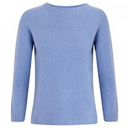 THE ROW - Tisa merino wool and cashmere blend jumper