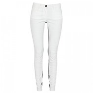 3X1 - Mid-rise coated skinny jeans
