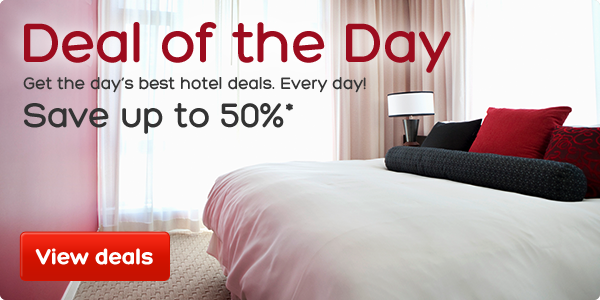 Deal of the Day – save up to 50%*
