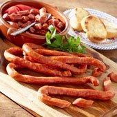 Chistorra Cooking Sausage
