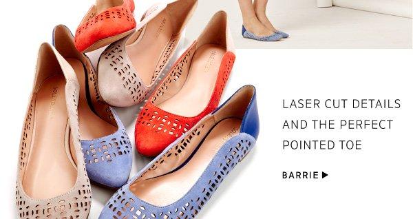 Wear Now & Wear Later. Shop Barrie