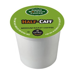 Green Mountain - Half Caff