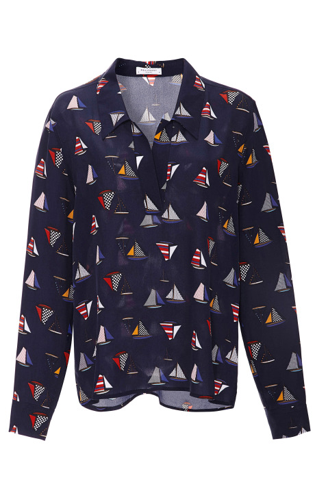Weekender Cdc Long Sleeve Arden Shirt