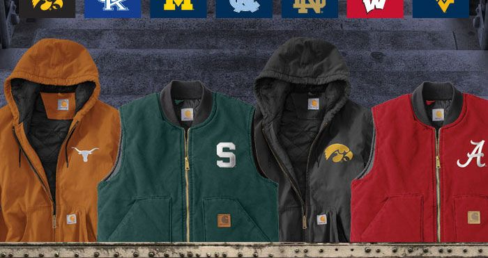 NEW SCHOOL OUTERWEAR. OLD SCHOOL TOUGHNESS.