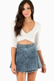 Twisted Crop Top