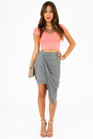 Twisted Max Skirt