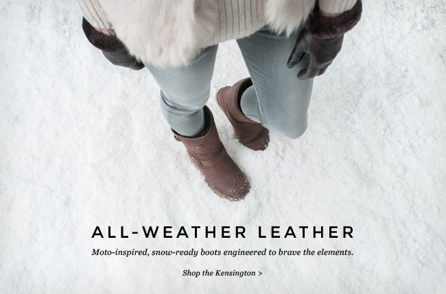 All-Weather Leather