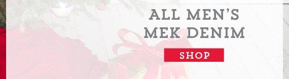 Shop All Men's MEK Denim