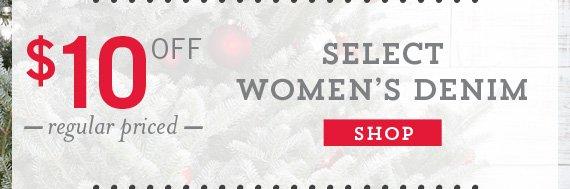 Select Women's Denim